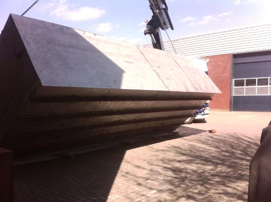 RVS ureumtank